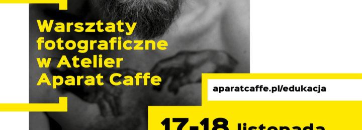 Warsztaty-Portret-Postprodukcja w Atelier  Aparat Caffe